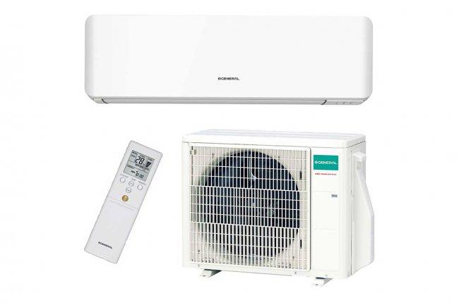 Климатик General Fujitsu ASHG09KPCA / AOHG09KPCA