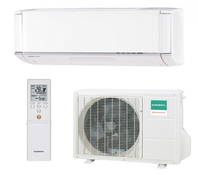 Климатик General Fujitsu ASHG09KXCA/AOHG09KXCA
