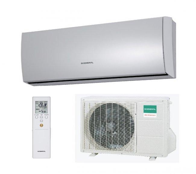 Климатик General Fujitsu ASHG09LTCA/AOHG09LTC