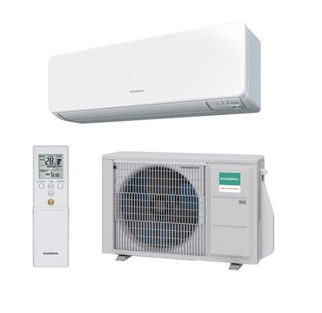 Климатик General Fujitsu ASHG14KGTA/AOHG14KGCA