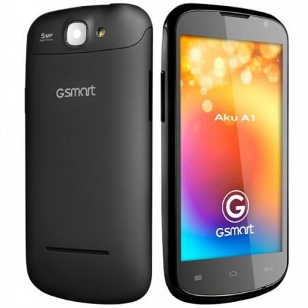Смартфон Gigabyte GSmart Aku A1 Dual SIM