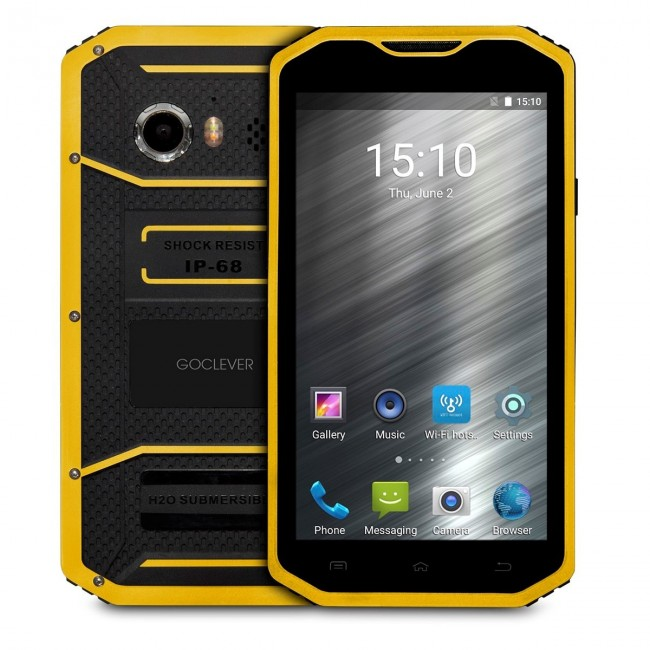 Цена GoClever QUANTUM 3 550 Dual SIM