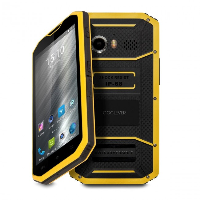 Снимки на GoClever QUANTUM 3 550 Dual SIM