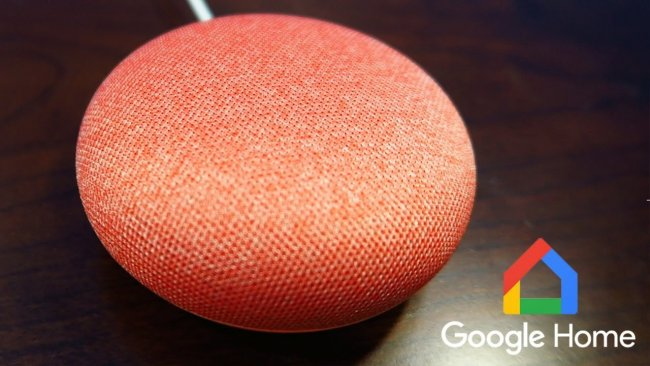 Google HOME MINI Снимка