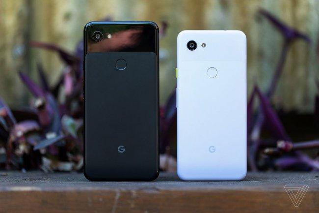 Цена на Google Pixel 3a