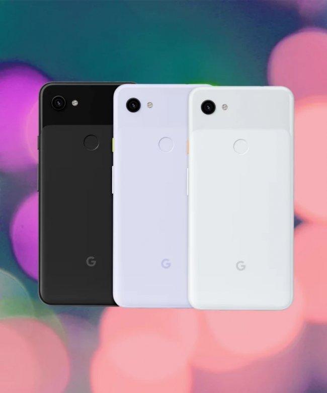 Цена Google Pixel 3a