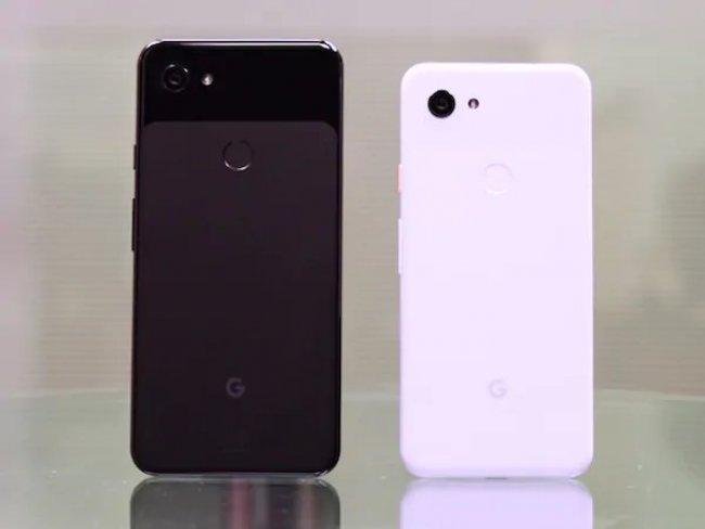 Снимки на Google Pixel 3a