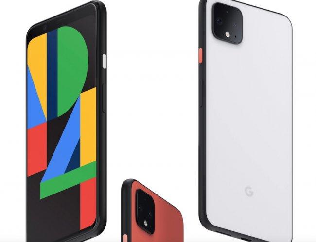 Снимки на Google Pixel 4 eSIM