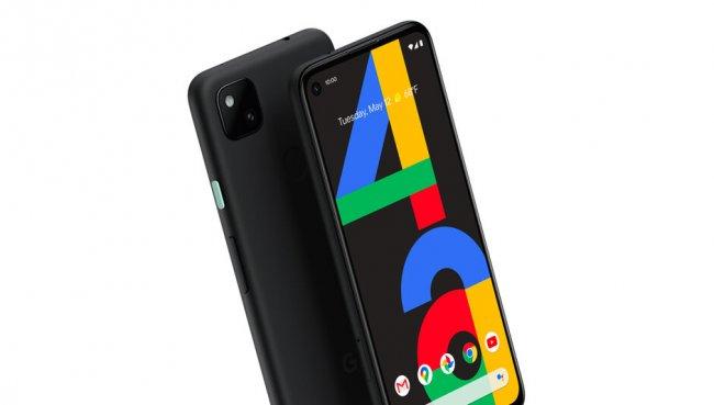 Снимки на Google Pixel 4a