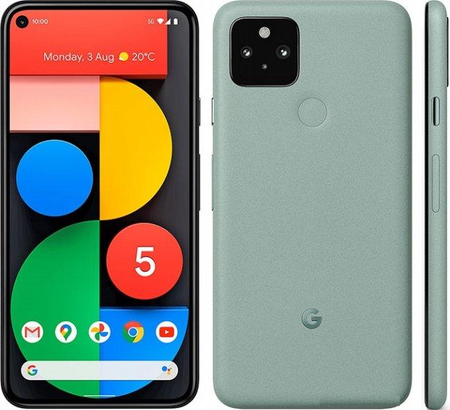 Смартфон Google Pixel 5 5G