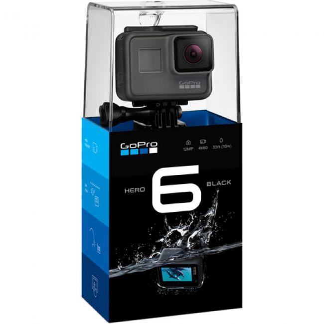 GoPro HERO 6 BLACK Снимка