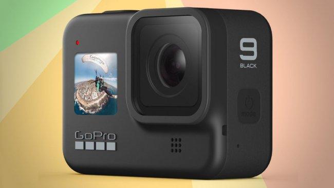 Цена на GoPro Hero 9