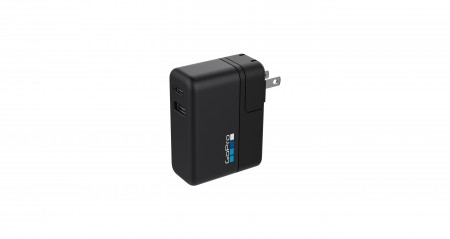 Аксесоар за екшън камера GoPro Supercharger (Dual Port Fast Charger)