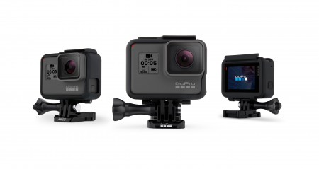 Аксесоар за екшън камера GoPro The Frame (HERO5 Black)