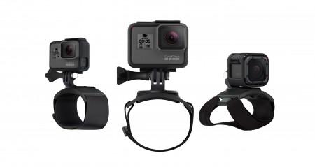 Аксесоари за екшън камери GoPro The Strap (Hand + Wrist + Arm + Leg Mount)