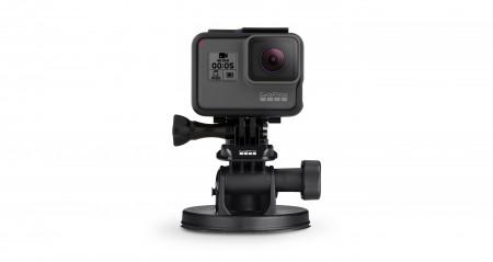 Аксесоар за екшън камера GoPro Вакумна стойка Suction Cup Mount