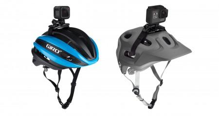 Аксесоар за екшън камера GoPro Vented Helmet Strap Mount