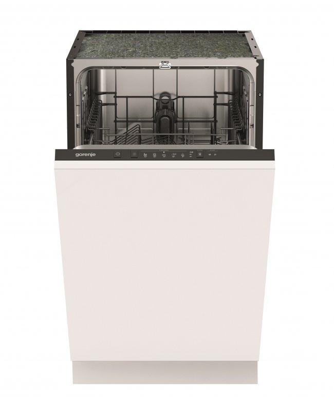 Съдомиялна машина за вграждане Gorenje GV52040