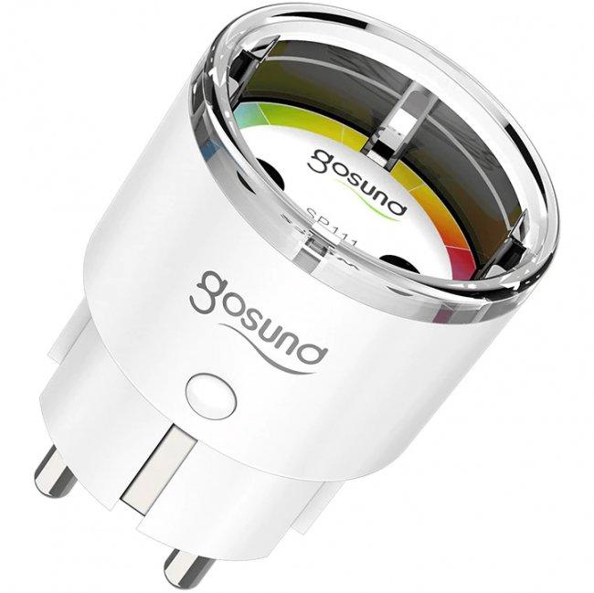 Смарт контакти и разклонители Gosund WiFi Smart Plug SP111