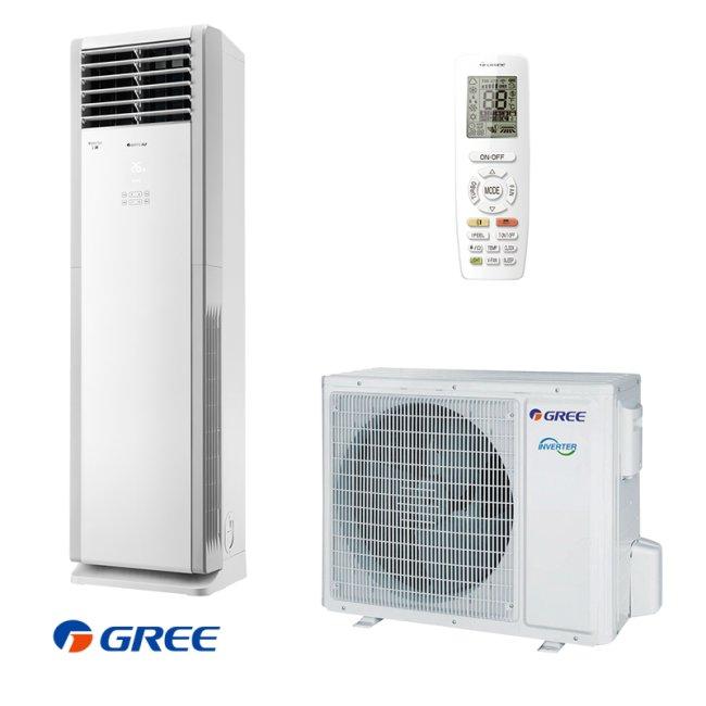 Колонен климатик Gree GVH24AM-K6DNC7A