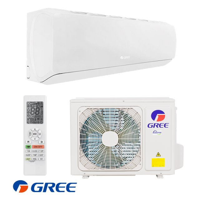 Климатик Gree GWH09AEC-K6DNA1A