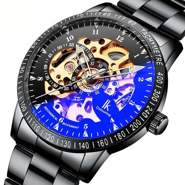 Часовник GuTe IH009 механичен мъжки часовник