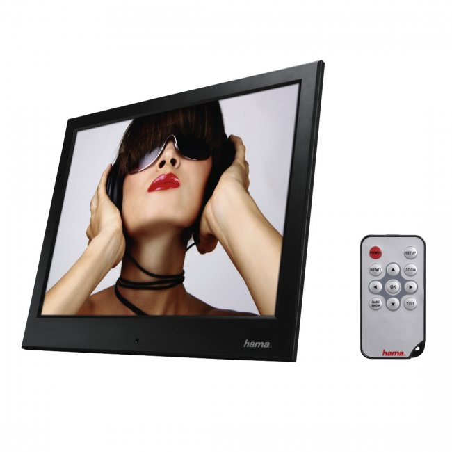 Джаджи, модерни устройства Hama Дигитална фоторамка 97SLB Digital Photo Frame