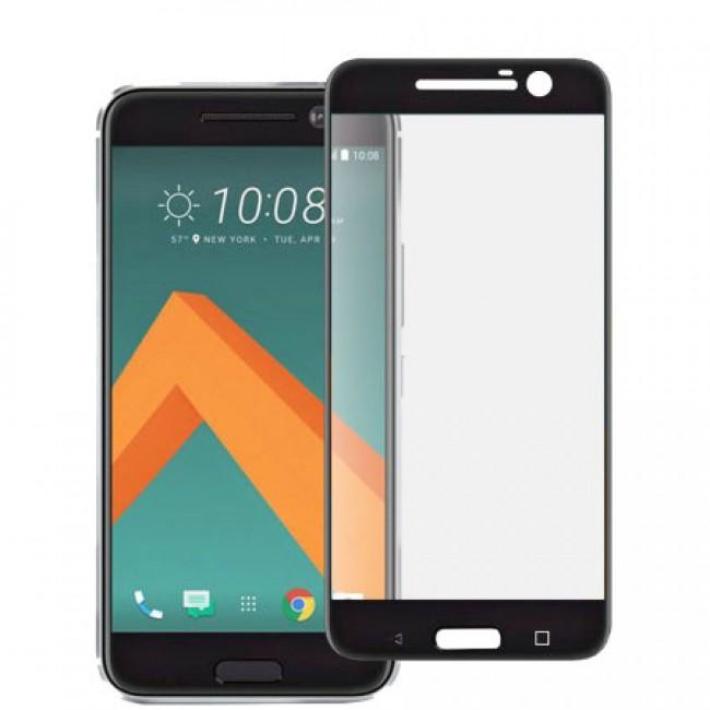 Стъклен Протектор за мобилен телефон HTC 10 Стъклен протектор  с пълно покритие