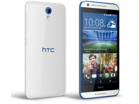 Снимки на HTC Desire 620G Dual SIM