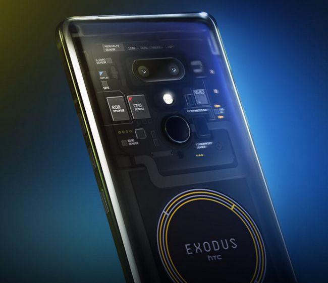 HTC Exodus 1 Dual