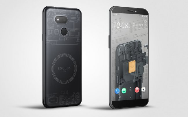 Смартфон HTC Exodus 1S DUAL
