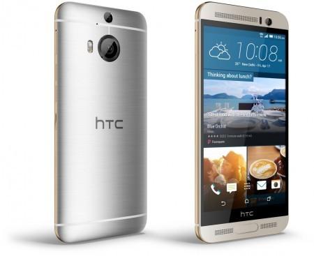Снимка на HTC ONE M9+ Plus