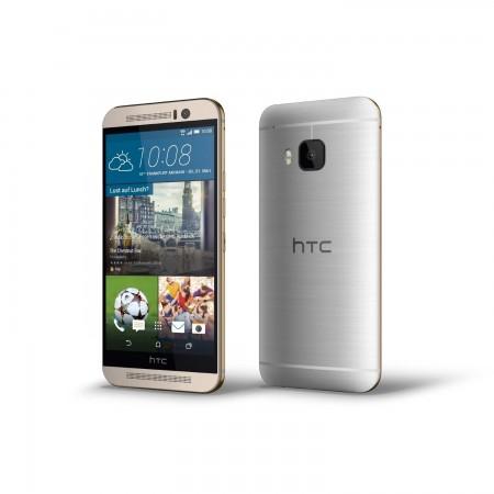 Снимки на HTC One M9s