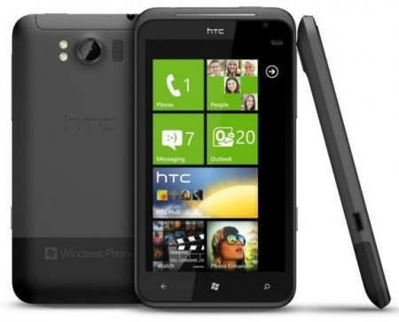 Цена HTC Titan