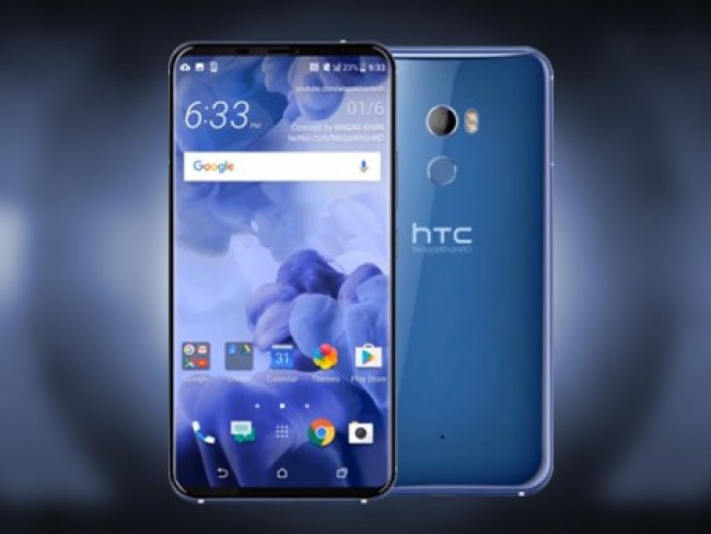 HTC U 11 Plus