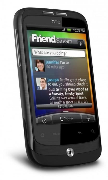 GSM HTC Wildfire