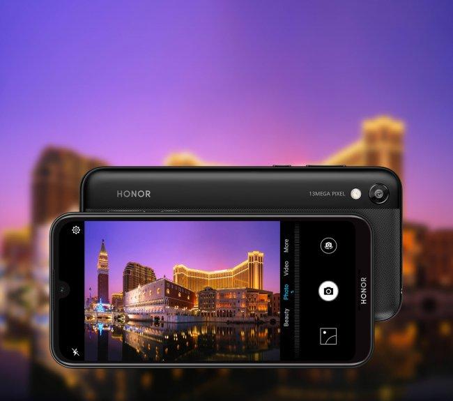 Снимки на Huawei 8s