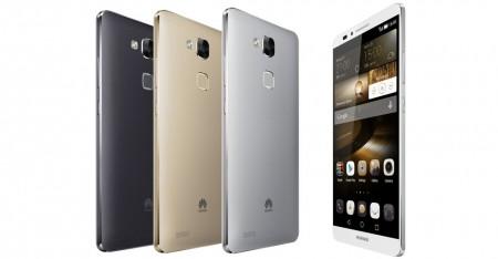Снимки на Huawei Ascend G7