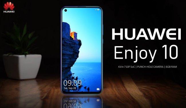 Huawei Enjoy 10 DUAL