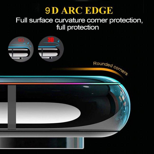 Цена Huawei Honor 10 9D Стъклен Протектор с пълно покритие