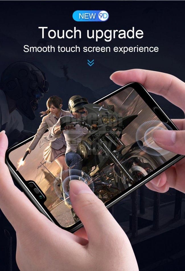 Снимки на Huawei Honor 10 9D Стъклен Протектор с пълно покритие