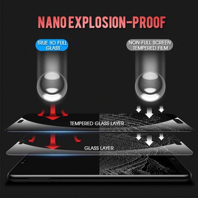 Снимка на Huawei Honor 10 9D Стъклен Протектор с пълно покритие