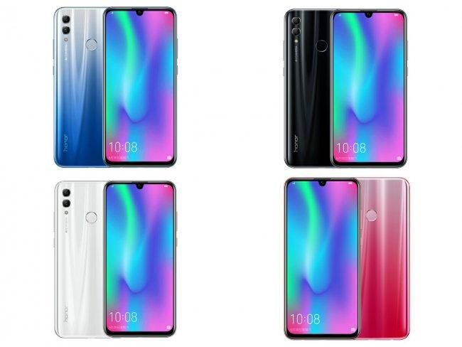 Цена Huawei Honor 10 Lite DUAL