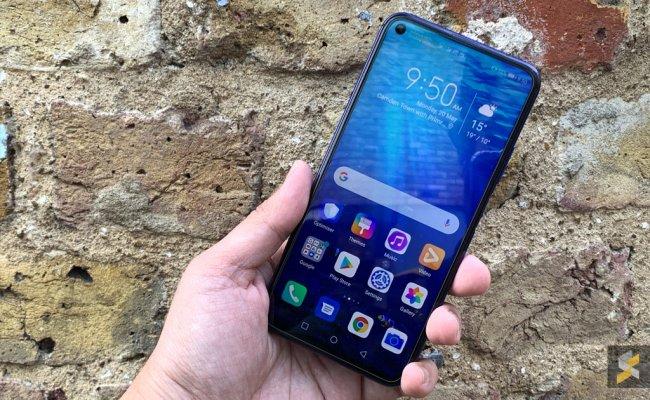 Цена Huawei Honor 20 DUAL