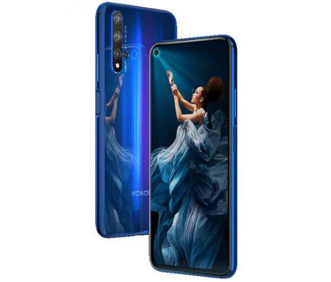 Снимки на Huawei Honor 20 DUAL