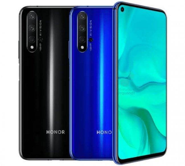 Цена на Huawei Honor 20