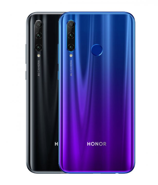 Смартфон Huawei Honor 20 lite DUAL