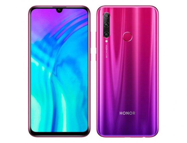 Huawei Honor 20 lite DUAL Снимки