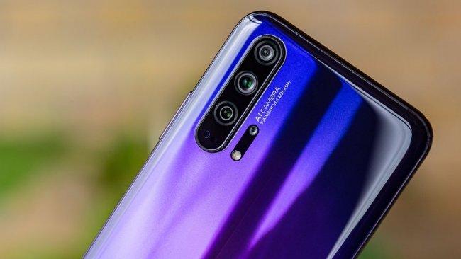 Снимки на Huawei Honor 20 Pro