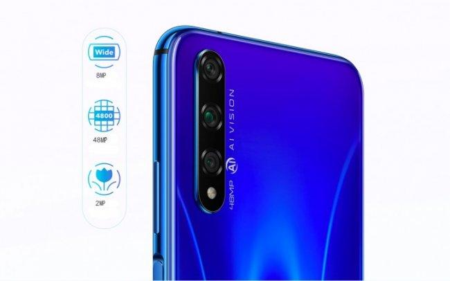 Снимки на Huawei Honor 20S